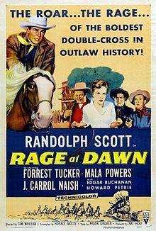 Rage at Dawn  1955